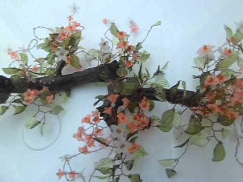C mo hacer bonsai con rama seca youtube - Como decorar un arbol seco ...