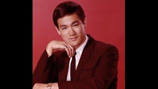Bruce Lee on Hong Kong TV Rare