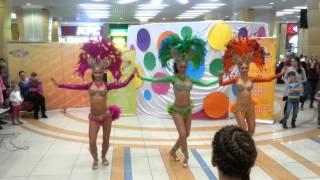Заказать Бразильское шоу на Свадьбу в Москве!!!Танцевальное шоу Колибри.