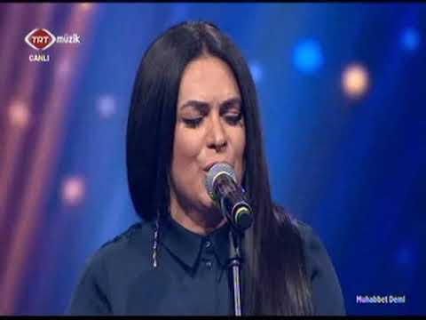 "Radyo Sanatçıları Türk Halk Müziği  ""Muhabbet Dem-i"" Konseri    TRT Ankara  Radyosu"
