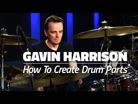 Gavin Harrison: How To Create Amazing Drum Parts (FULL DRUM LESSON) - Drumeo