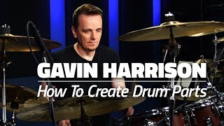 Gavin Harrison: How To Create Amazing Drum Parts (FULL DRUM LESSON) - Drumeo