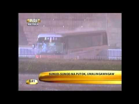 BACK UP - Snipers Ended The Philippines Hostage Taking (please read description).flv
