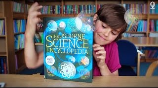 USBORNE BOOKS: The Usborne Science Encyclopedia - with QR links