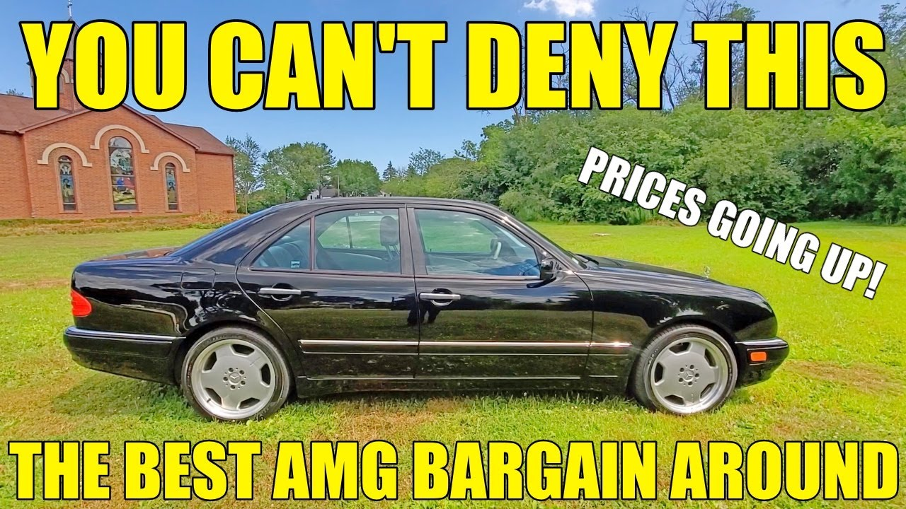 Download The Original E55 AMG Is TOO CHEAP! Faster Than A 911 Or Corvette & More Reliable Than BMW & Audi!