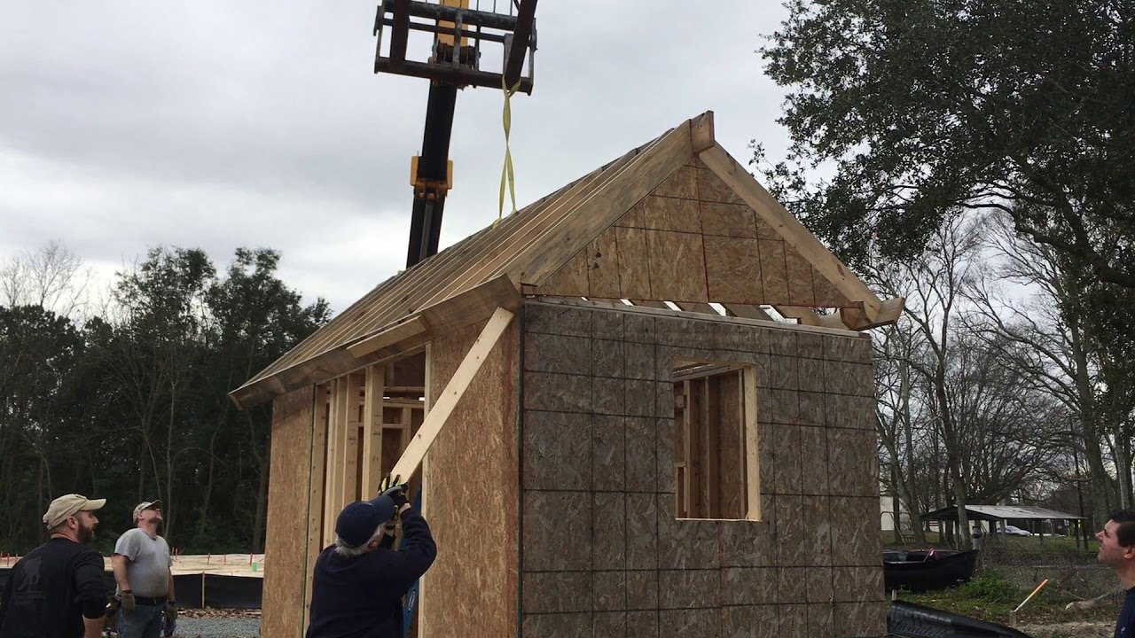 Tiny Houses just a down payment in Savannah's battle against