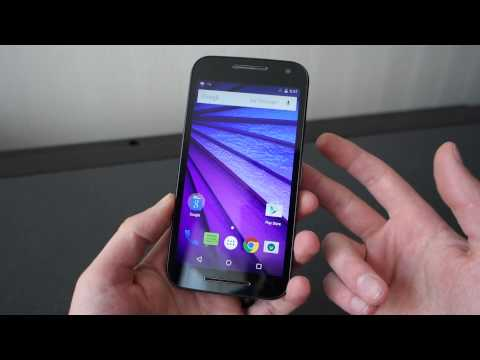 Moto G (3rd Gen) Unboxing and Quick Tour!