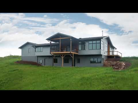 Builtwright Construction - WNC home with geothermal heating & cooling
