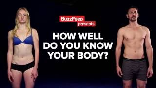 How Well Do You Know Your Body?