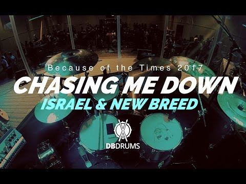 Chasing Me Down // Israel & New Breed // #BOTT17