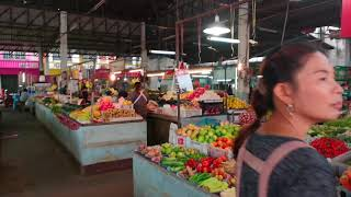 Fah Thai Market in Chiang Rai