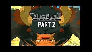 Ni No Kuni 2 Revenant Kingdom Early Gameplay Walkthrough Part 2 - Kingmaker (PS4 Pro 4K)