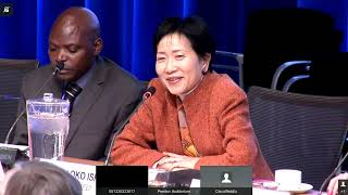 55th GEF Council Day 1 - CSO Session - Dec 17, 2018 AM Session