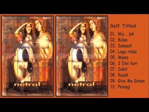 Free download Mp3 Netral - Self Titled (Full Album 1995)