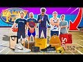2HYPE NBA 2v2 Basketball FAMILY FEUD! *I'll Buy You Anything*