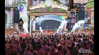 Gregor Salto @ Tomorrowland, Spinnin' Sessions stage