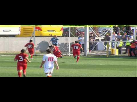 Фудбал (у-21): Македонија ја совлада Црна Гора со 2:0