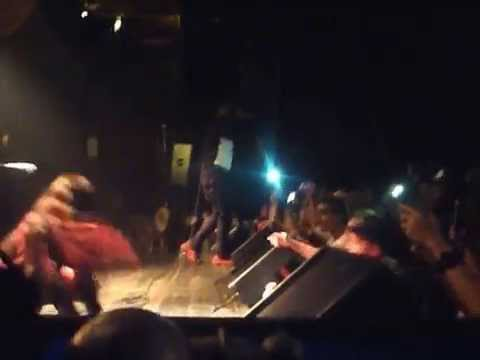 Sage The Gemini - College Drop - Live @ Paris