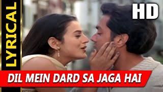 Dil Mein Dard Sa Jaga Hai With Lyrics | Udit Narayan, Alka Yagnik |Kranti 2002 Songs | Ameesha Patel