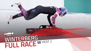 Winterberg | BMW IBSF World Cup 2018/2019 - Women's Skeleton Heat 2 | IBSF Official