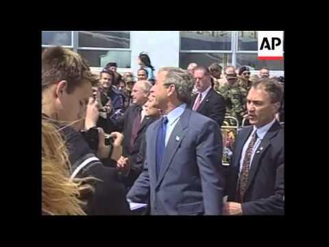 Australian PM Meets With Bush