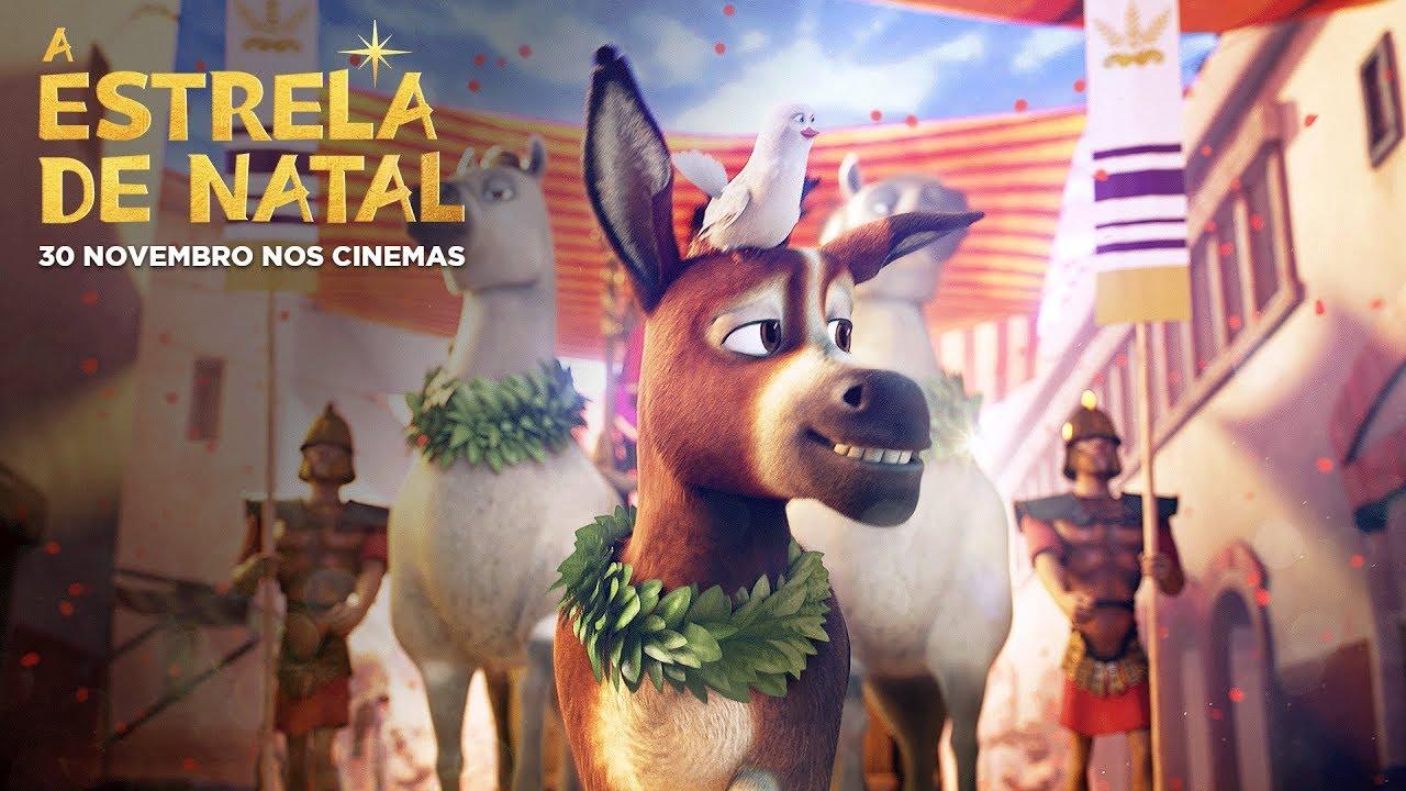 A Estrela De Natal Trailer Oficial Sony Pictures Portugal Youtube