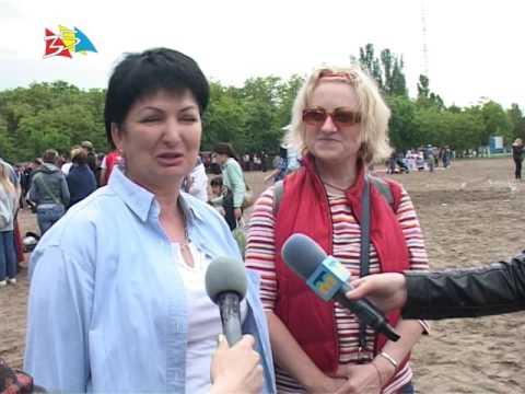 ТРК НИС-ТВ: Объектив 25 05 17В Николаеве рыцари сразились за Кубок Ольвии