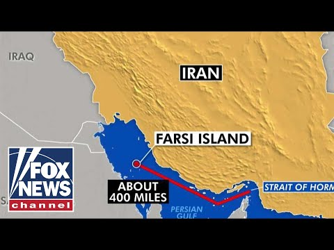 Iran seizes oil tanker near Farsi Island in the Persian Gulf