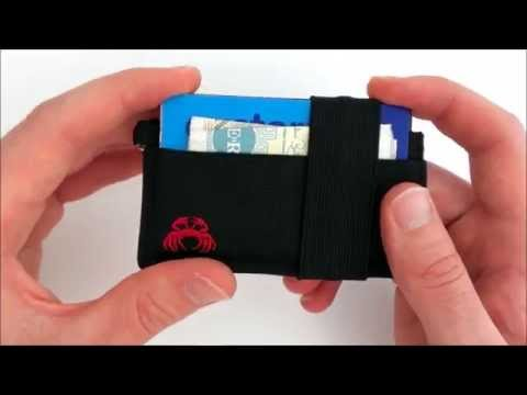 Crabby Wallet V2 Unboxing and Video Review