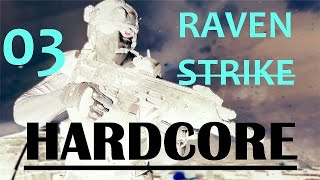 "Ghost Recon: Future Soldier (PC) | Raven Strike DLC | Hardcore Difficulty Guide | 03 ""Argent Thunder"