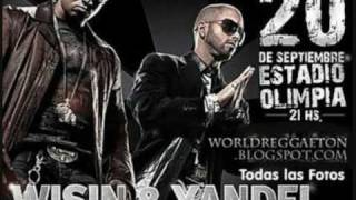 Wisin & Yandel Sexy Movimiento  2009