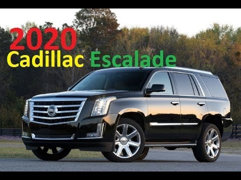 2020 cadillac escalade youtube. Black Bedroom Furniture Sets. Home Design Ideas