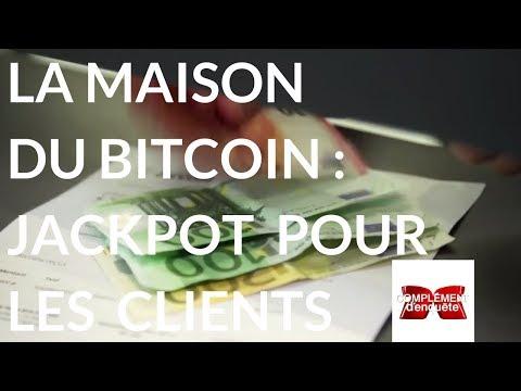 Complément d'enquête. La maison du bitcoin : le jackpot ! - 12 octobre 2017 (France 2)