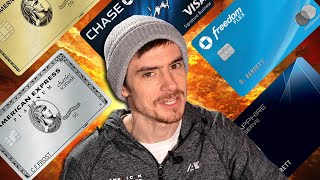 My Credit Card Strategy for 2021… thumbnail