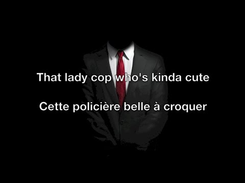 Suits Song - Barney Stinson Lyrics English/Français