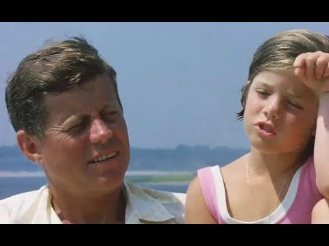 CANDID KENNEDY FILM -- HYANNIS PORT (JULY 27-29, 1963)