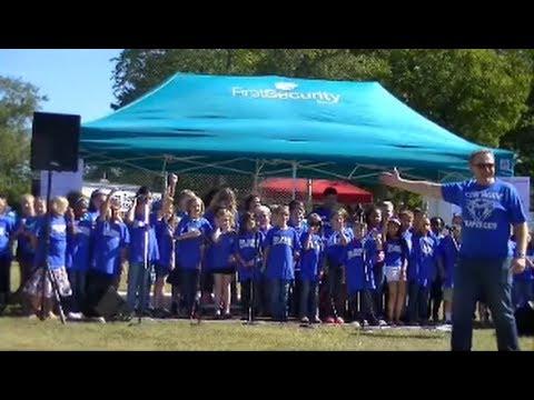 "This Is Arkansas: ""The Ida Burns Elementary School Choir"""