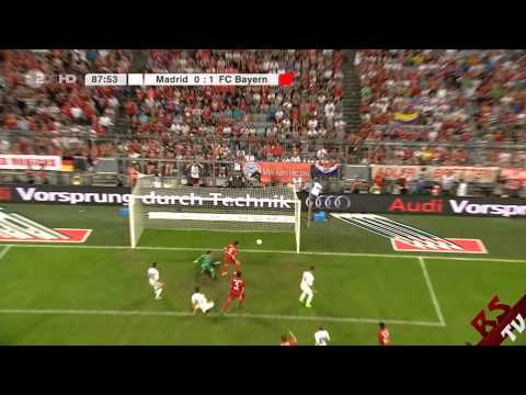 Audi Cup 2015   FINALE   FC Bayern 1:0 Real Madrid [Alle Tore/German]