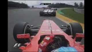 2013 Formula 1 Shell Belgian Grand Prix Spa-Francorchamps - Start