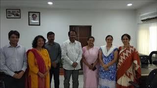 Health Minister Dr Laxma Reddy Met Representatives of the World Health Organization at Telangana