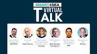 2021 SMART4SEA Talk - COVID-19 as a digital accelerator: Smart options are the new normal