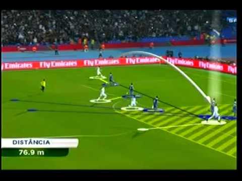 Cristiano Ronaldo Runs With  Km H