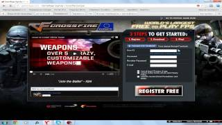 NewLine: Как зарегистрироваться на Европейском Crossfire.
