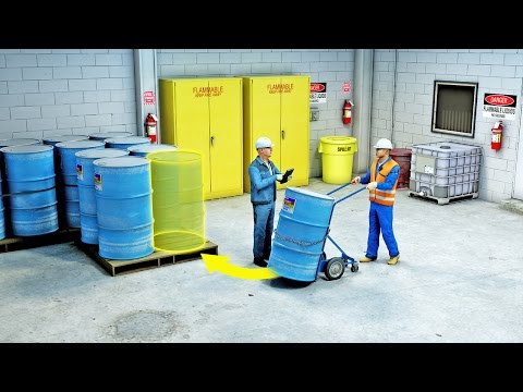 Storage And Handling Of Flammables Training