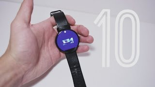 Top 10 BEST Android Wear Apps 2015
