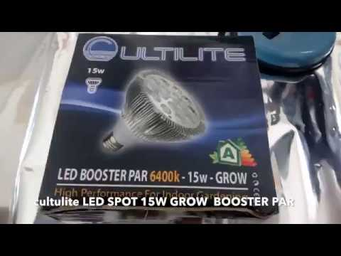 Cultilite Spot LED Agro Booster 15W