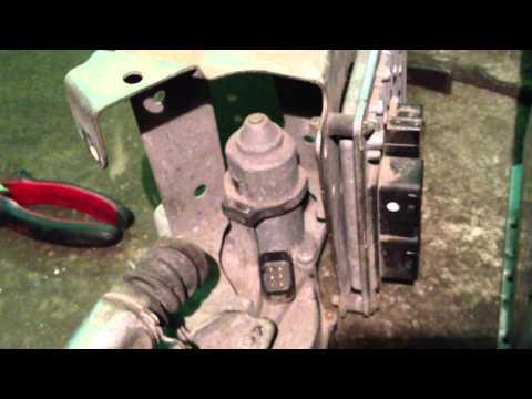 Фото к видео: Замена сцепления Пежо 207 (коробка робот)