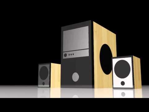2.1 Speaker System Test