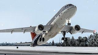 Аеробус А320 злітає сам по собі проти свого льотного екіпажу | проти пілота літака | північно-західні авіалінії 985