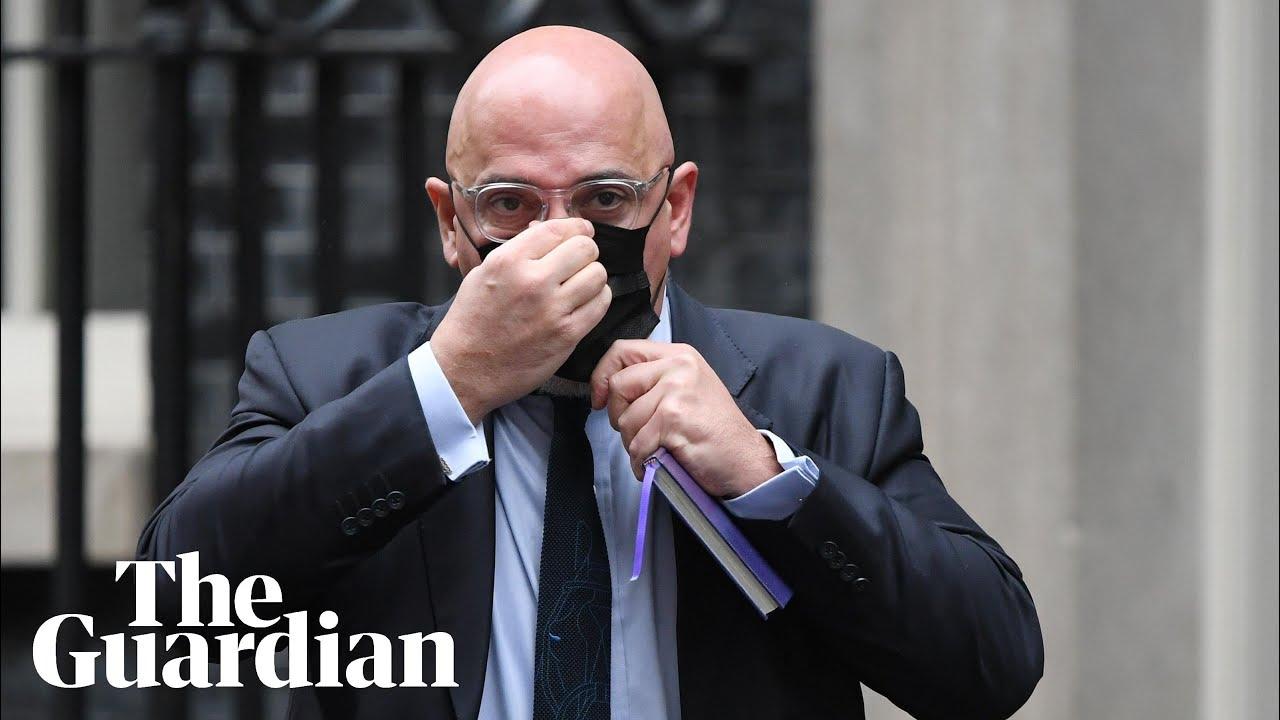 Download UK minister defends Boris Johnson over flat refurb row